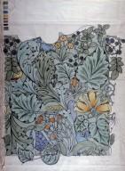 Wallpaper or Textile Design (No. 126)