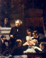 Portrait of Dr. Samuel D. Gross