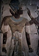 Seti I Given Life by Horus