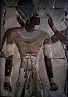 Seti I Given Life by Horus