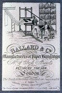 Trade Card of Ballard & Company