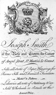 Trade Card for Joseph Smith