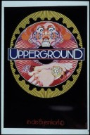 """Poster for Commercial Area """"Upperground"""""""
