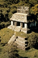 Palenque: Temple of the Sun