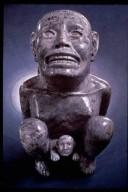 Goddess Tlazolteotl in Childbirth