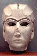 """Female Head (""""Divine Consort"""")"""