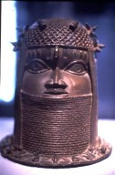 Uhumnw-e Lap Head of an Oba (King)