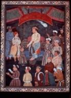 Durbar of Jahangir