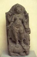 Durga Slays Demon