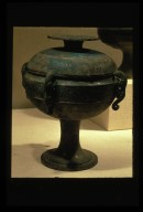 Ritual Food Vessel with Lid
