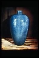 Jar, Oviform-Shaped (Jun Ware)