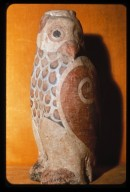 Zun (Wine Vessel): Owl Form