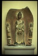Buddha with Two Figures