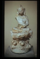 Bodhisattva, Seated on Lotus