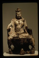 Water-Moon Guanyin, Seated