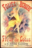 Folies Bergere: Fleur de Lotus