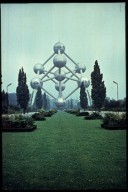 Brussels World's Fair: Atomium Restaurant
