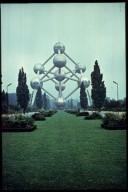 Brussels World's Fair: Atomium Restaurant