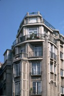 Apartment Houses (Rue Greuze)