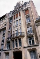Apartment House (Rue Henri-Heine)