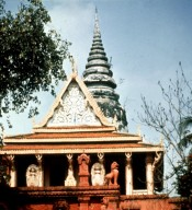 Wat Phnom Pagoda