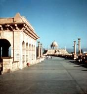 Jehangir Kothari Parade Arcade and Monument