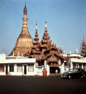Stupa of Sule