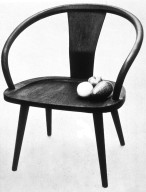 Round-Back Chair