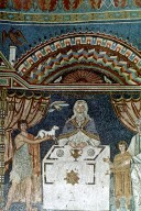 Sacrifices of Abel, Melchizedek and Abraham (Sant'Apollinare Nuovo)
