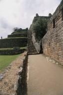 Machu Picchu: Eastern Urban Sector
