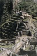 Machu Picchu: Western Urban Sector: Conjunto V