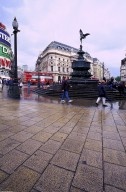 Regent Street: Piccadilly Circus