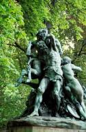 Jardin du Luxembourg: Monument to Delacroix