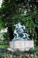 Jardin du Luxembourg: Triumph of Silenus