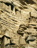 Dogon Cliff Dwellings: Bandiagara Escarpment