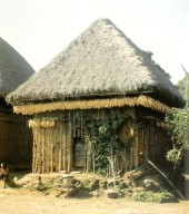 Traditional Architecture in the Mountainous Region of West Cameroon