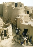 Dogon Defensive Village