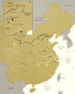 Map of Eastern China