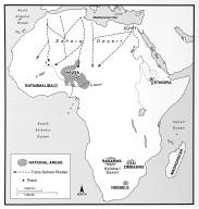 Areas of Batammaliba, Hausa, Basarwa, Ethiopia, Madagascar, Zimbabwe and Ndebele