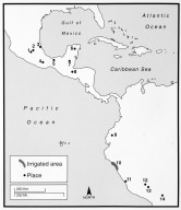 Central and Northwestern South America Native American Sites