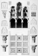 Drawings of the Nine Rib-Vaulted Domes