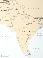 Western Asia and India