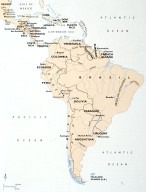 Central and South America
