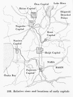 Ancient Capitols in Nara and Environs