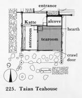 Myokian Temple: Taian Teahouse