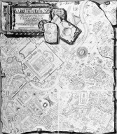 Map of the Campus Martius, Rome
