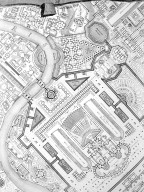 Map of the Campus Martius in the Area of the Mausoleum of Hadrian