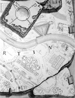 Map of the Campus Martius: Military District