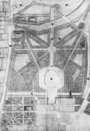 Plans of Kensington Gardens and Hyde Park