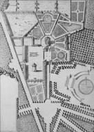 View of La Menagerie at Versailles